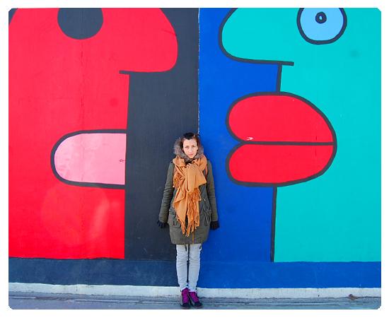 mur berlin week-end à berlin