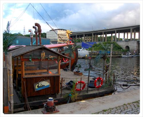 bateau viking thai