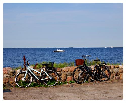 dragor danemark aaaaah bicycletteuh