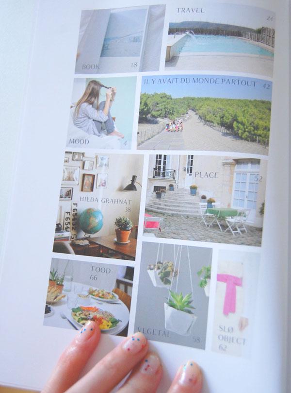 SLØ magazine sommaire