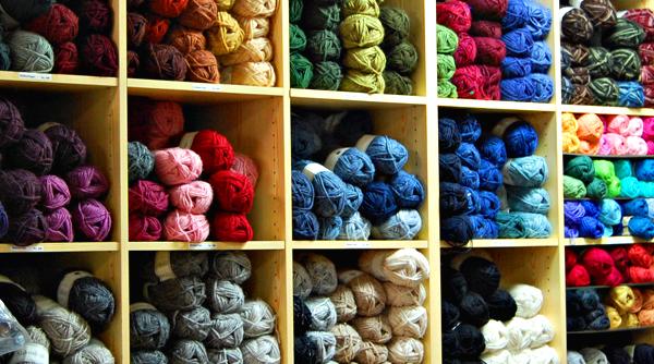 boutique laine reykjavik