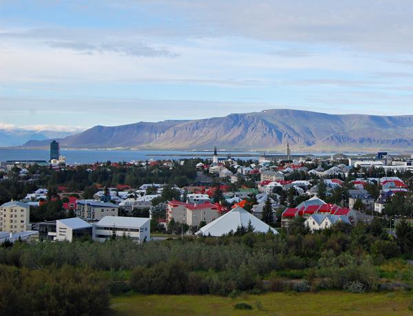 photos de l'Islande Reykjavik