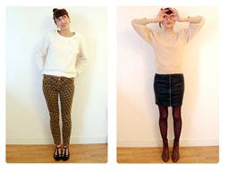 4 looks automne