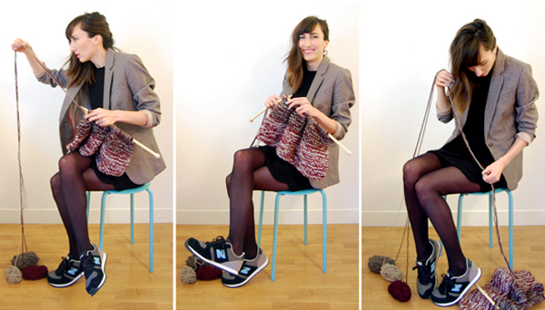 basket new balance femme roe