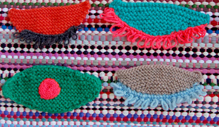 yarn bombingG