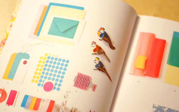 livre DIY papier