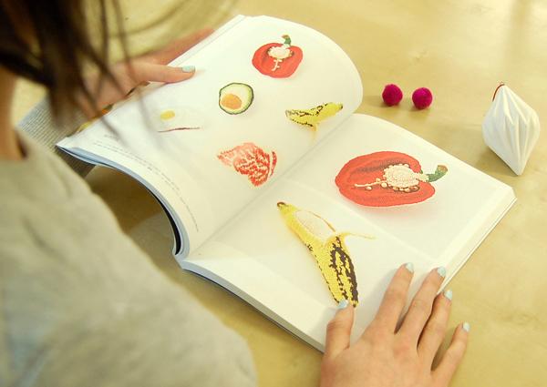livre japonais broderie