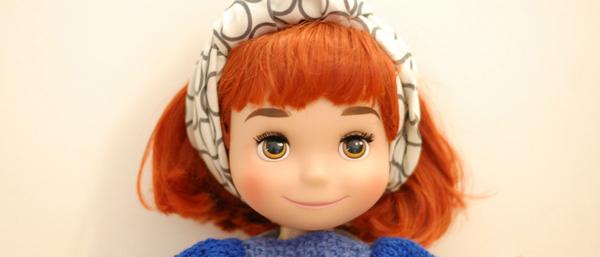 poupée Disney Les Gambettes Sauvages