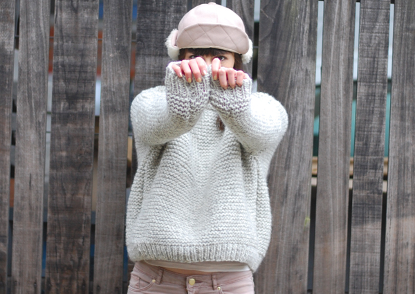 les gambettes sauvages x we are knitters