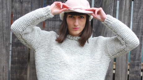 classic sweater we are knitters