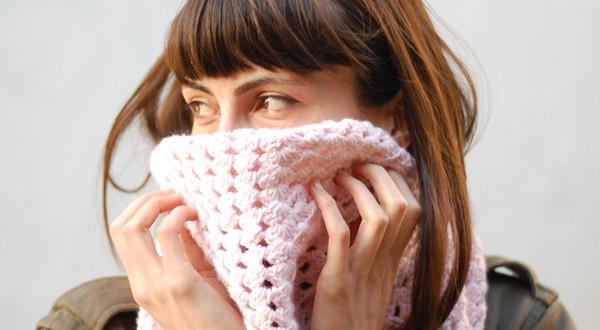 granny shawl - le mamie chale