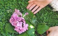 DIY : comment faire une couronne de fleurs facile ?