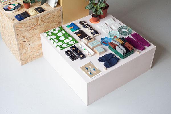 boutique galerie klin
