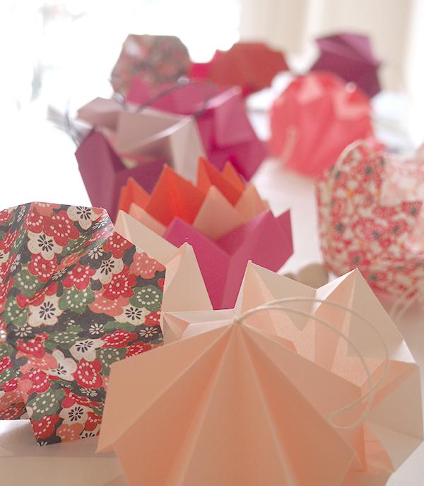 Atelier DIY : origami