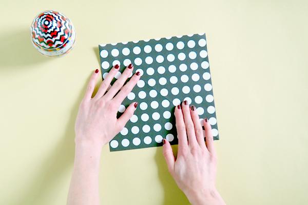 Atelier DIY : Nid origami Galler chocolatier 02