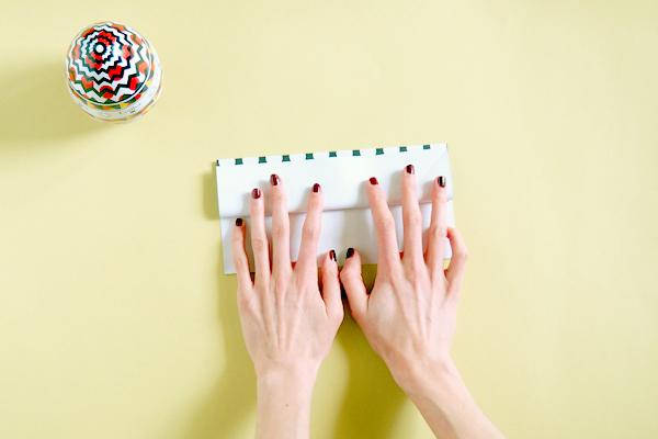 Atelier DIY : Nid origami Galler chocolatier 04