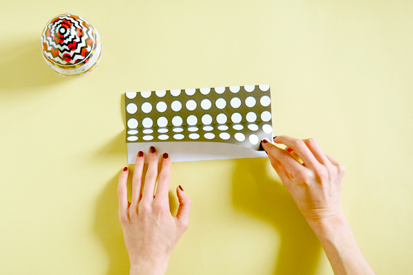 Atelier DIY : Nid origami Galler chocolatier 06