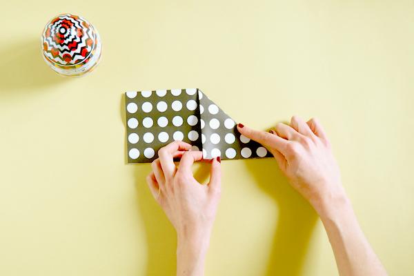 Atelier DIY : Nid origami Galler chocolatier 07