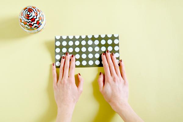 Atelier DIY : Nid origami Galler chocolatier 10