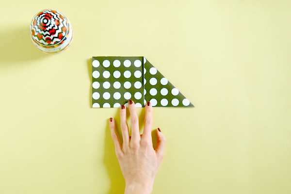 Atelier DIY : Nid origami Galler chocolatier 12