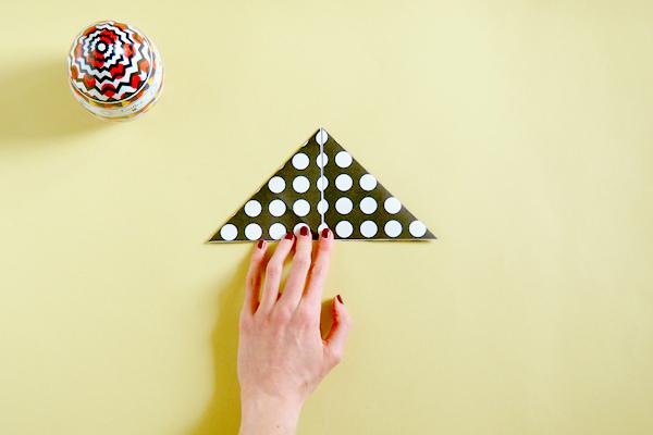 Atelier DIY : Nid origami Galler chocolatier 13