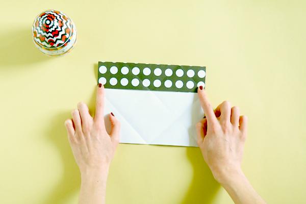 Atelier DIY : Nid origami Galler chocolatier 16