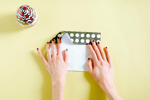 Atelier DIY : Nid origami Galler chocolatier 17