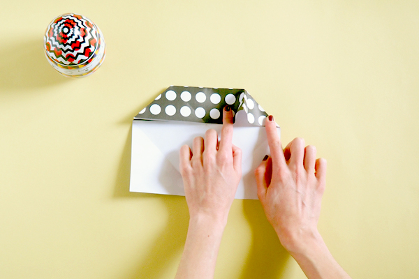Atelier DIY : Nid origami Galler chocolatier 19