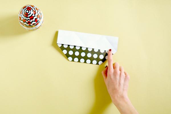 Atelier DIY : Nid origami Galler chocolatier 24