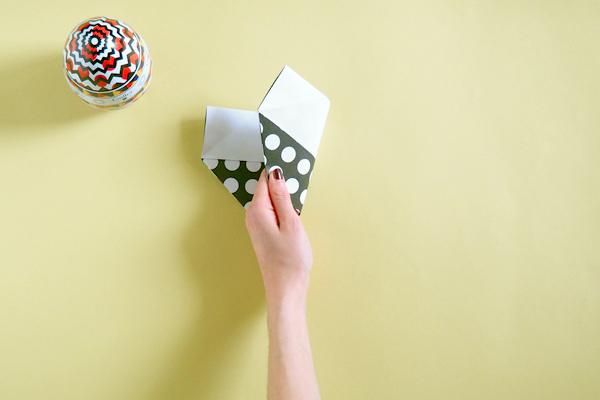 Atelier DIY : Nid origami Galler chocolatier 25