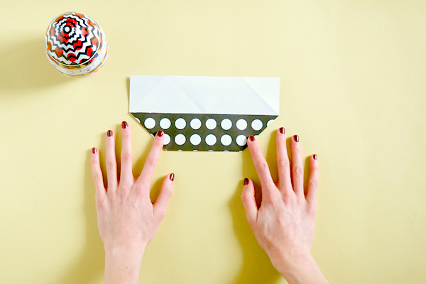 Atelier DIY : Nid origami Galler chocolatier 26