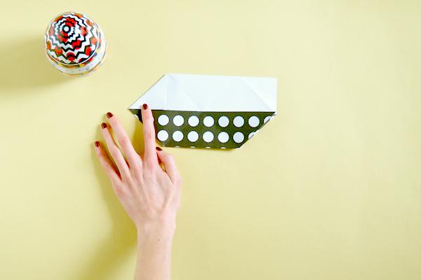 Atelier DIY : Nid origami Galler chocolatier 27