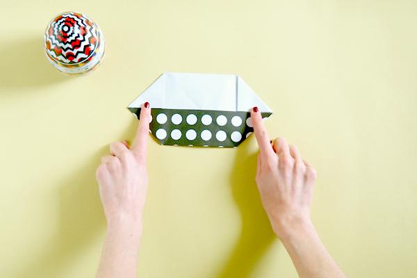 Atelier DIY : Nid origami Galler chocolatier 28
