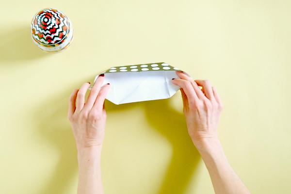 Atelier DIY : Nid origami Galler chocolatier 29