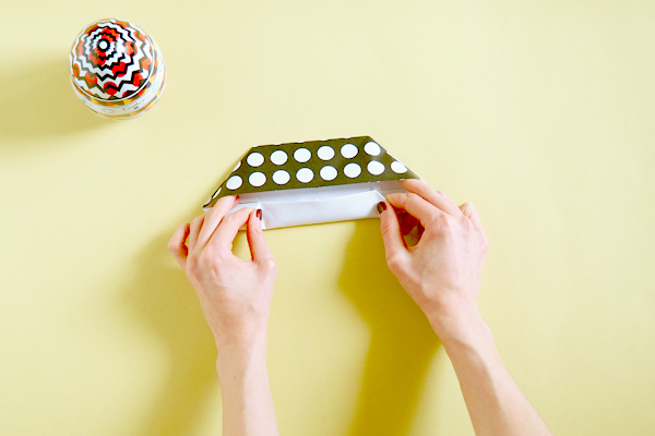 Atelier DIY : Nid origami Galler chocolatier 30