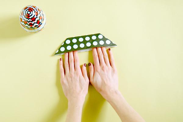 Atelier DIY : Nid origami Galler chocolatier 31