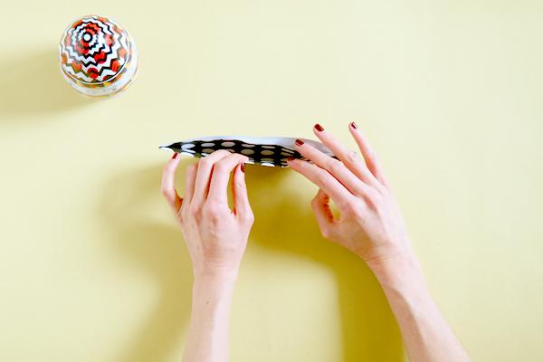 Atelier DIY : Nid origami Galler chocolatier 32