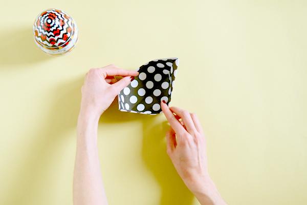 Atelier DIY : Nid origami Galler chocolatier 34