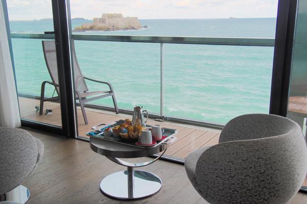 petit dejeuner Hotel oceania