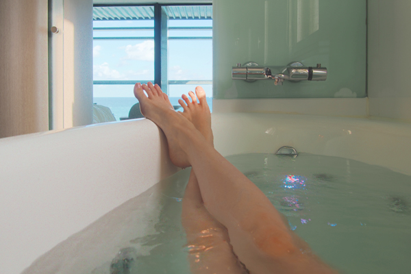 Saint malo week end l 39 h tel oceania for Hotel saint malo jacuzzi chambre