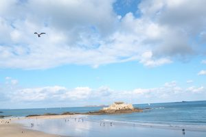 week end à Saint Malo