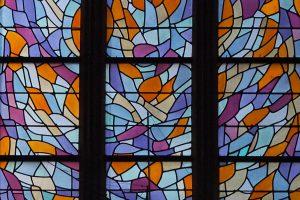 vitraux cathedrale saint vincent saint malo