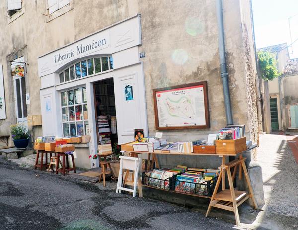librairie Montolieu