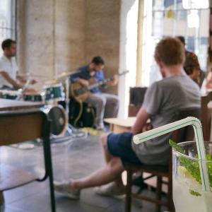 Cafe Tati Lisbonne