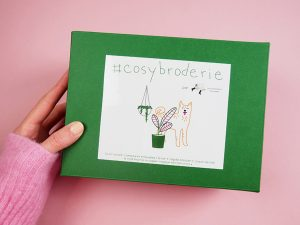 Kit Cosy Broderie