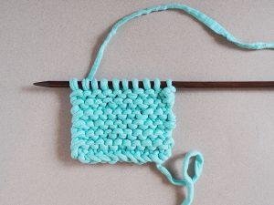 01 tricoter éponge tawashi