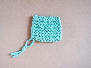 06 tricoter éponge tawashi