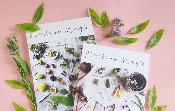 plants are magic magazine