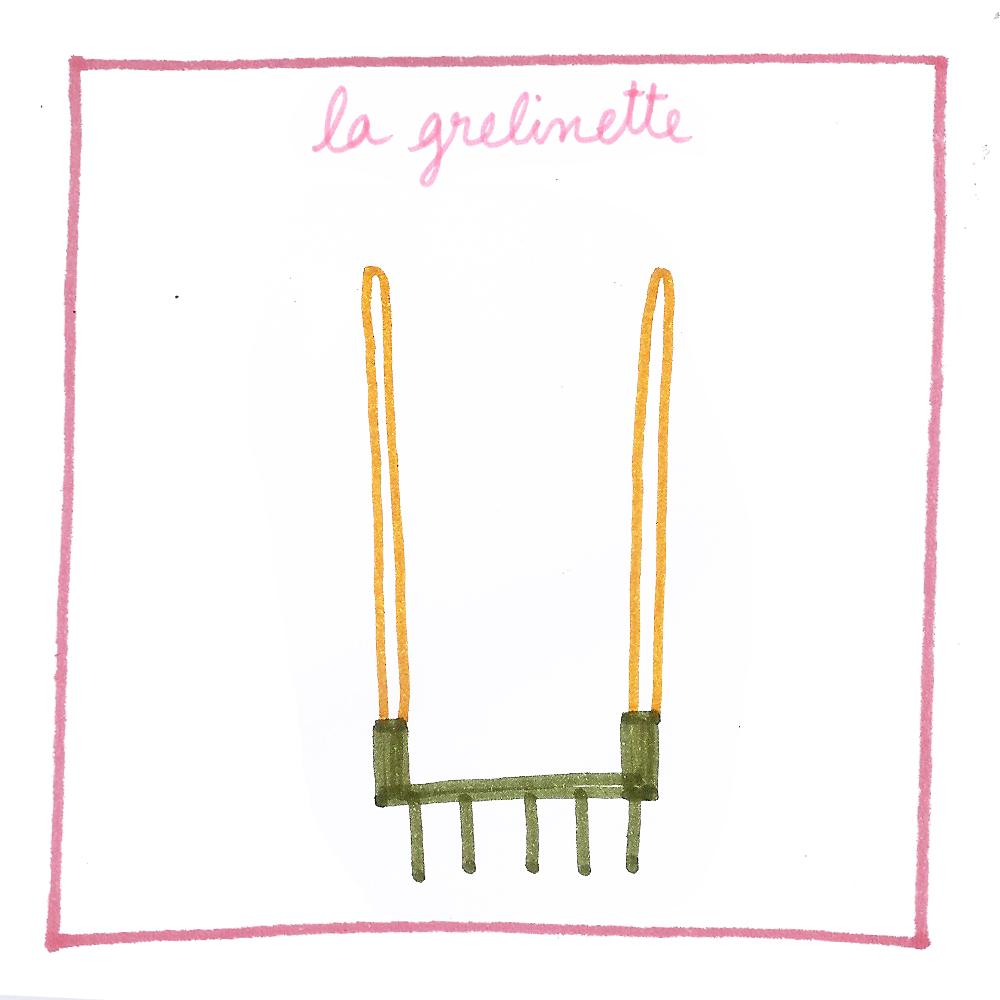 grelinette - outil jardinage - potager urbain