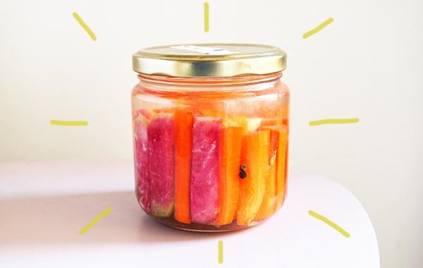lactofermentation legumes pickles